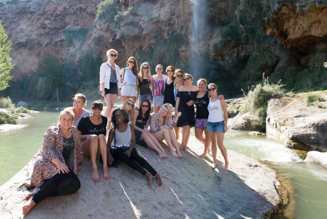 Unforgettable hen do springs tour in Blue Lagoon
